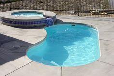 Small Inground Pool Amp Spa Ideas On Pinterest 108 Pins