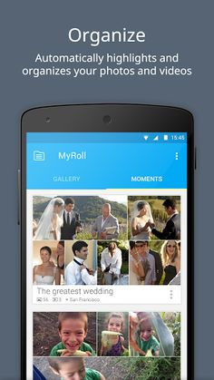 """Gallery v3.7.0 build 6451 by Flayvr [Unlocked]   Gallery v3.7.0 build 6451 by Flayvr [Unlocked]Requirements:4.1 and upOverview:Meet MyRoll Gallery the fastest growing gallery app for Android and the first ever gallery for Android Wear.  Meet MyRoll Gallery the fastest growing gallery app for Android and the first ever gallery for Android Wear.  """"MyRoll is a smart and well-designed gallery replacement for the built-in phone gallery"""" -TechCrunch  """"...an intelligent mobile gallery app that…"""