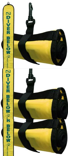 Flags and Markers 73999: Scuba Diving 4 Inch Surface Location Marker Buoy Diver Below, Oral Inflation BUY IT NOW ONLY: $69.99