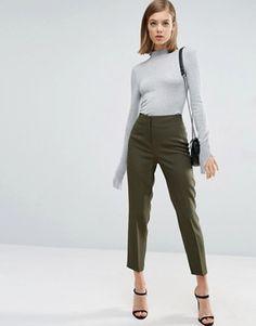 Pantalons droits | Pantalons habillés | ASOS