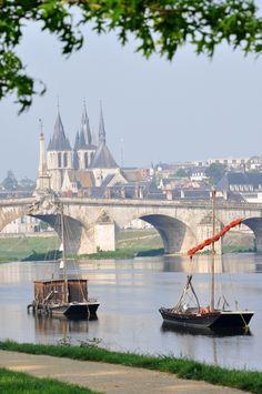Blois, France (twin city of my hometown Waldshut-Tiengen)