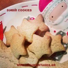 Ζαχαρένια Cookies Κανέλας για τον Αη Βασίλη