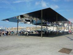 Ombrière Foster - Esplanade du Vieux Port - Marseille