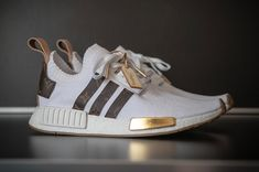 Craig David Reveals Sick Louis Vuitton adidas NMD Customs