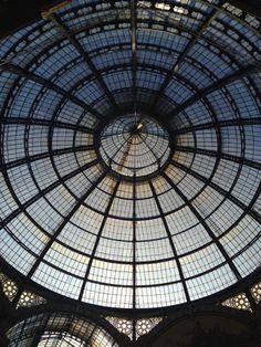 falcemartello:    Galleria Vittorio Emanuele II - Milano   My blog posts