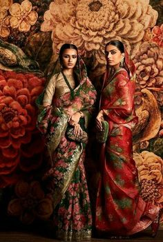 3540 Sabyasachi sarees: Rock the nine yards look with his 2019 collection Sabyasachi Collection, Saree Collection, Sabyasachi Sarees, Lehenga Choli, Bollywood Saree, Bollywood Fashion, Bridal Lehenga, Silk Sarees, Indian Attire