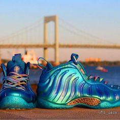 Custom Nike Foamposites