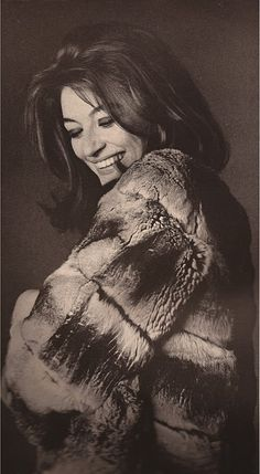 Anouk Aimee   Vogue November 1966 Photography: Richard Avedon