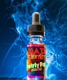 Swirly Pop Menthol - Mad Scientist Vapor