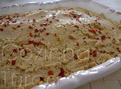 Cozinha Turca: Pasta de Grão-de-Bico (Hummus)