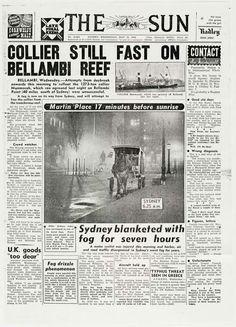 The Sun 18 May 1949.    📰