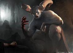 Ravenous Demon MtG Art from Dark Ascension Set by Igor Kieryluk The Crow, Arte Horror, Horror Art, Magic The Gathering, Dragon Age Rpg, Mtg Art, Angels And Demons, Fantastic Art, Awesome Art