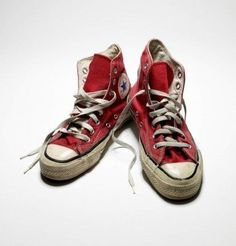 Red Chucks, The Hipster, Simply Red, Red High, Converse Sneakers, Kristen  Stewart, Beautiful People, Nike, Shoes