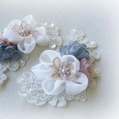 Corsage brooch pin - assorted styles and colors available - retinue gift ideas