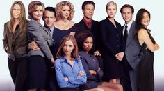 Legal Recourse: Movie  (OK--TV) Friday-Ally McBeal