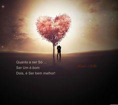 Amor é cumplicidade. : Photo