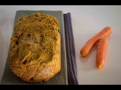 Pan de Zanahoria - Panificadora LIDL - ¿Cómo se hace? - YouTube Tasty Bread Recipe, Bread Recipes, Cake Recipes, Types Of Bread, Pan Dulce, Pan Bread, Sin Gluten, Gluten Free Recipes, Food Porn