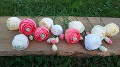 New Style Gorgous Table Decorations Flowers paper by moniaflowers