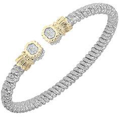 Gorgeous diamond bracelets really make a statement!