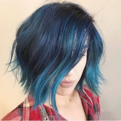 """2,275 Likes, 12 Comments - Pulp Riot Hair Color (@pulpriothair) on Instagram: """"@chelvis4hairz is the artist... Pulp Riot is the paint."""""""