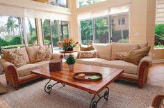Interior Design by Norah Geltner, Baer's Boca Raton