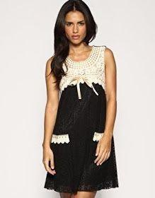 Puntadas de crochet para blusas imagui tejido - Aplicaciones en crochet ...