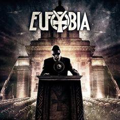 EUFOBIA (Bulgaria) MELODIC THRASH DEATH METAL - self-titled album, 2016 https://www.facebook.com/Eufobia/