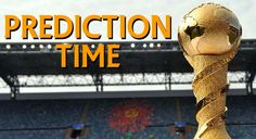 Confederations Cup prediction time