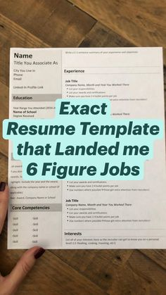 Cover Letter Tips, Writing A Cover Letter, Cover Letter For Resume, Resume Writing Tips, Resume Tips, How To Make Resume, Jobs For Teens, Graphic Design Resume, Job Interview Tips