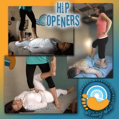 """Fasci-Ashi""… as in Fascia+Ashiatsu=Fasci-Ashi. Part 3: Hip Openers DeepFeet's Massage continuing education workshops offer a wide range of techniques available to use on the lateral rotators…"