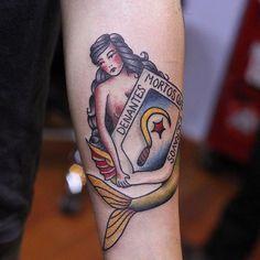 Confira nossa super seleção com as melhores fotos de tatuagens de sereias lindas para você se inspirar. Veja mais!