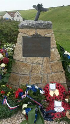 War Memorial near Petten N.H., the Netherlands