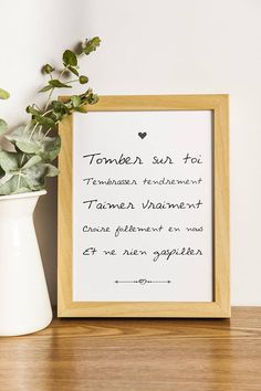 Wedding Quotes Poster Declaration of Love Love poster quote quote valentines day statement lover black and white gift- A