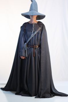 The Hobbit  Gandalf Costume  LARGE by wizardsandmuggles on Etsy, $399.00