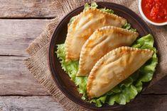 Forrás: Depositphotos Street Food, Avocado Toast, Breakfast, Ethnic Recipes, Dishes, Traditional, Ethnic Food, American Recipes, Empanadas Recipe