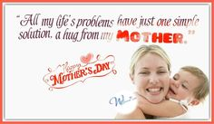 Cute Happy Mother's Day Quote
