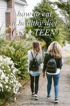 Eating healthy when you're living at home and a teenager can be hard... or maybe not!