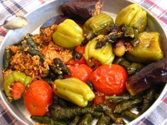 Kurdish food for my man.