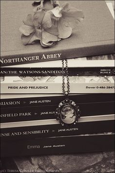 """""""The person, be it gentleman or lady, who has not pleasure in a good novel, must be intolerably stupid."""" - Jane Austen, """"Northanger Abbey"""""""