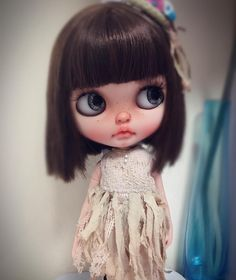 #blythedoll #blythecustom #doll #blythe #customblythe