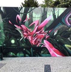 Wall by Andracer in Portugal . Graffiti Pictures, Graffiti Artwork, Graffiti Lettering, Graffiti Wall, Street Art Graffiti, Graffiti Artists, Graffiti Wildstyle, Graffiti Designs, Best Street Art