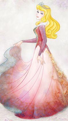 Aurora (Art by Cyndy Bohonovsky)
