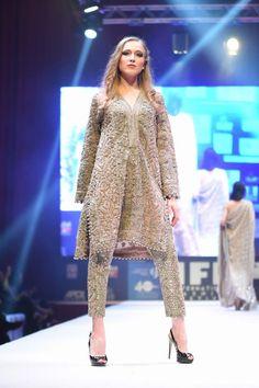 Umar Sayeed International Fashion Festival Doha 2015