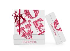 GLOSSYBOX Februari 2015 - Shades of Love