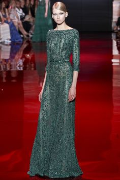 Elie Saab Haute Couture Fall Winter 2013-14