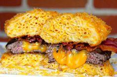#foodporn #taobomqueatechoras #foodbeast #foodlover #foody #babar #parababar #bacon #egg #macandcheese #diabettus #stroke #omg #hamburguer