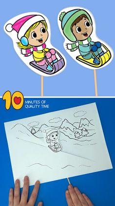 snow art for kids ~ snow art ; snow art projects for kids ; snow art for toddlers ; snow art for kids ; snow art projects for kids preschool Kids Crafts, Snow Crafts, Winter Crafts For Kids, Winter Kids, Toddler Crafts, Diy For Kids, Holiday Crafts, Arts And Crafts, Paper Crafts
