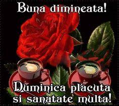 Bună dimineața frumoșilor pofta buna la cafea pupici.  - Gabriel Cojocaru - Google+ Romantic Couple Hug, Romantic Couples, Good Morning, Romania, Sign, Cakes, Education, Coffee, Quotes