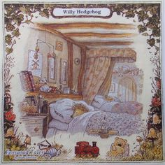 Bedtime - Foxwood Tales by Cynthia and Brian Paterson