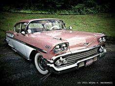 1958 Chevy Impala 4 door sedan